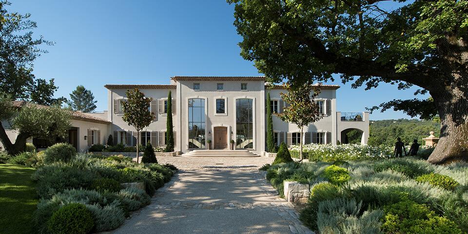 Luxury villas France