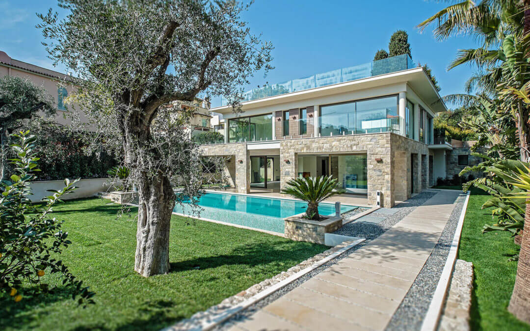 Large Luxury villa Cap Ferrat
