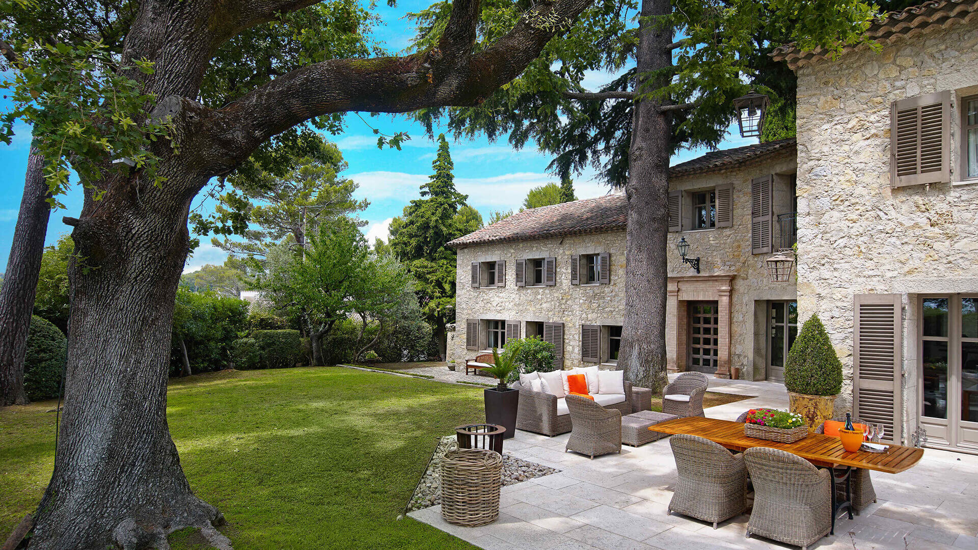 French chateau for rent