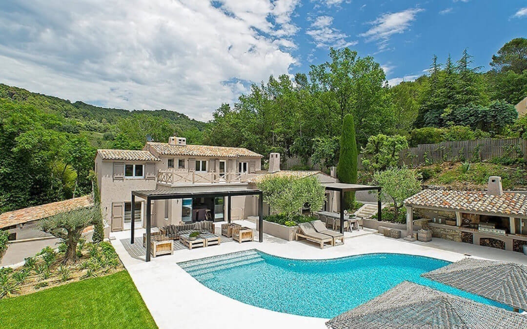 MOUGINS LONG TERM RENTAL VILLA