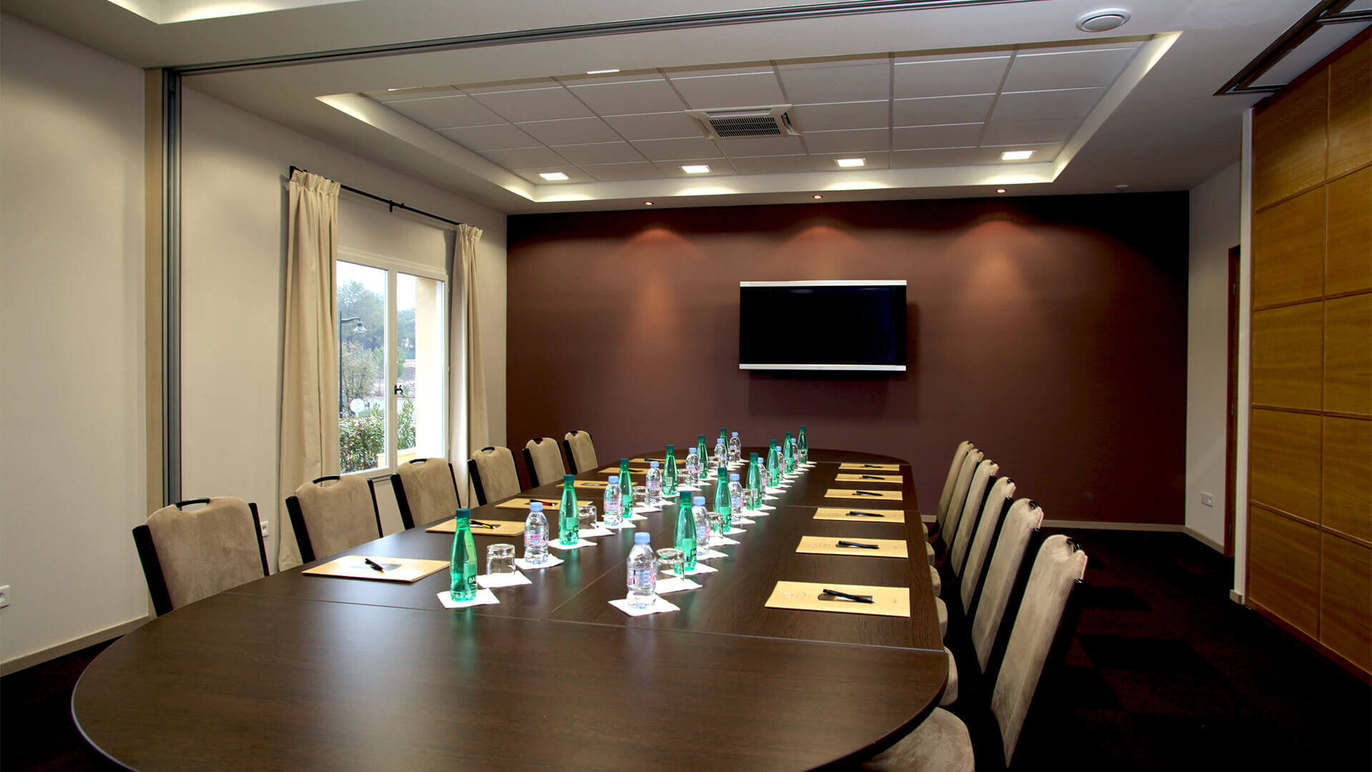 Provence golf and Spa conference room