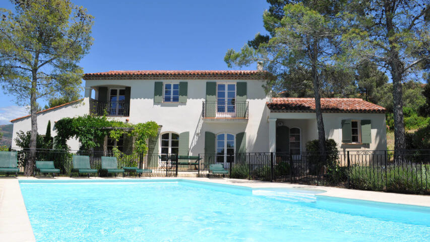 Provence Golf and Spa villa with swimming pool