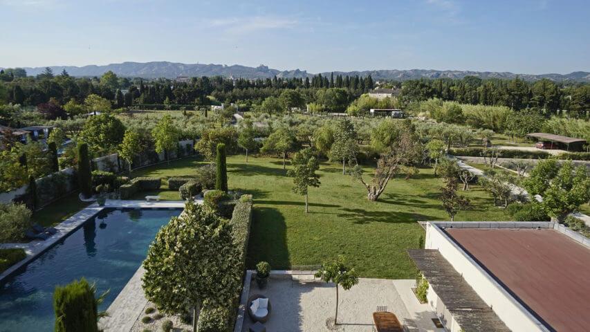 Saint Remy de Provence garden