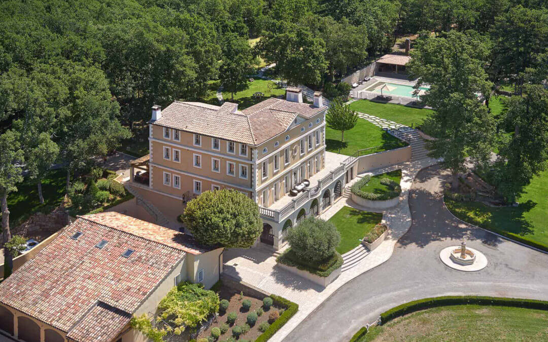 Ultra luxurious estate in Fayence