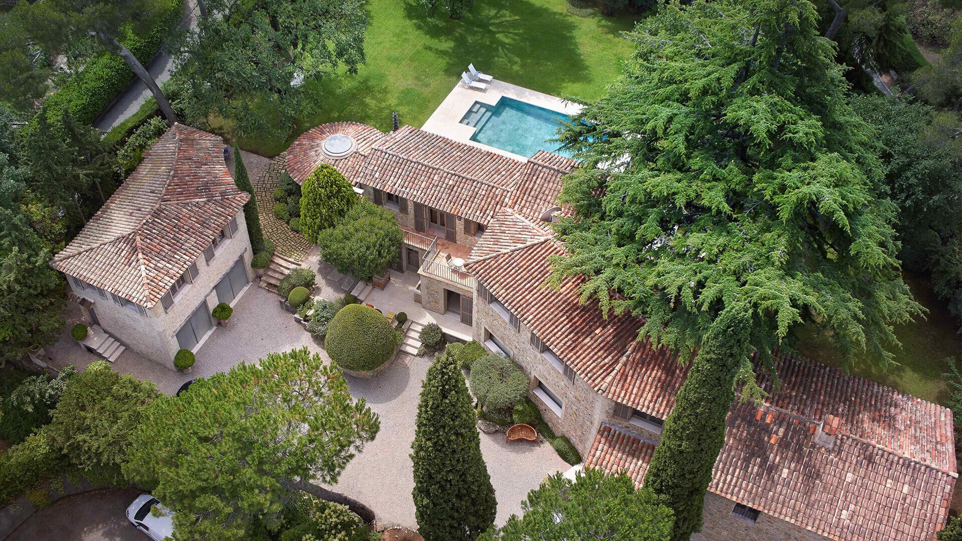 Luxury villa in mougins